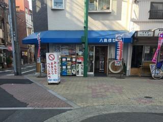 ミニ四駆ショップ巡り   大阪   八島模型店