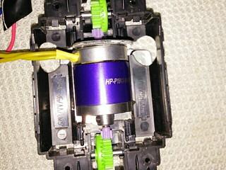 MS 4独 オンボードサス ブラシレスモーター