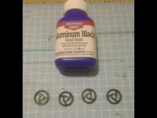 アルミニウムBlack