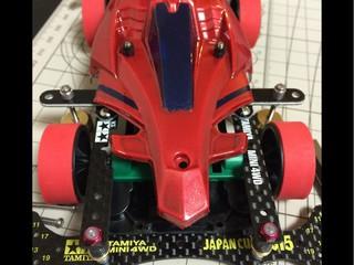 【S2シャーシ】アバンテMk.2〜兄弟機・紅〜
