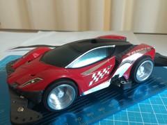 MA1号車 赤フェスタ