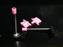 ピンクなゴム管
