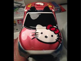 "Mini 4WD ""Kitty Style"""