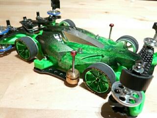 Basic green MA