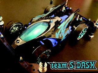 サンダーショット Mk2【MA】Blue SP☆