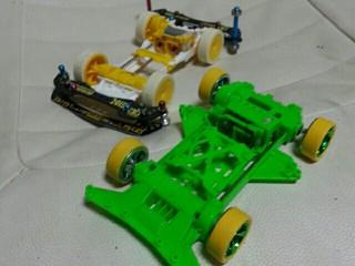 緑sxx&白vs