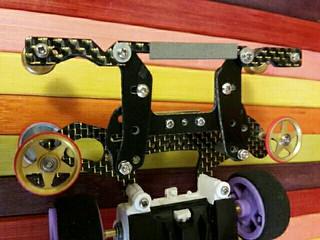 rear assembly