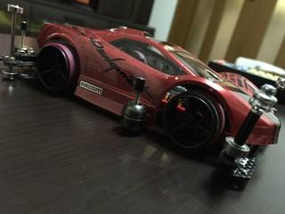 S2 Red - メインマシン