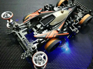 i love tamiya mini 4dw!