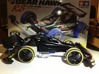 PHD BEAR HAWK RS