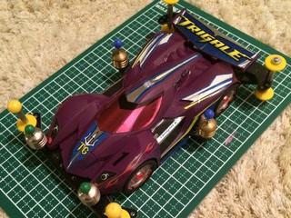 トライゲル紫改造