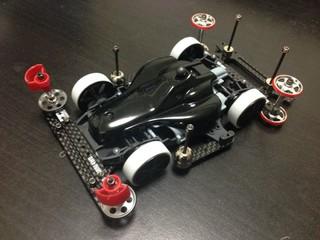 MA chassis BlackAstute