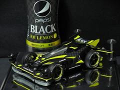 Avante Mk.III Pepsi Black