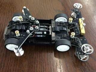 試作ピボットバンパー