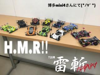 H.M.R‼︎ & 雷斬軍団‼︎