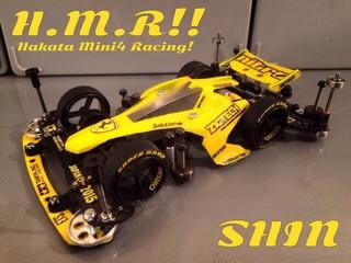 【 F1 yellow 】