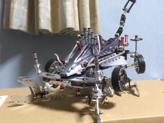 ミニ四駆生命体シリーズ No.1 メタルドラゴン