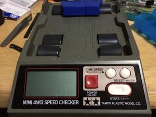 スピードチェッカー