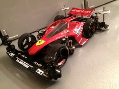 【 F1 red 】