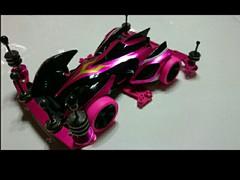 ピンクの蠍