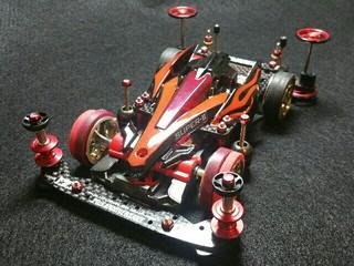 アバンテ MkⅢ 【SⅡ】RED SP☆