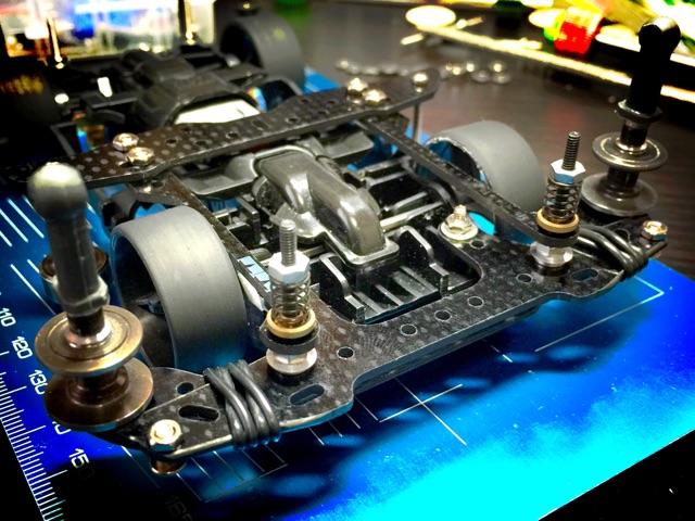 俺式フロントピボットバンパーver.2.0‼️