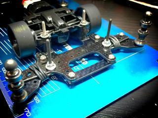 俺式リアピボットバンパーver.2.0‼️