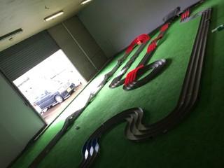 ガガ8月レースコース