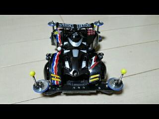 4D-Racing No.8-1/2 ボディー変更