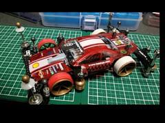 TRF Jr フェラーリ風