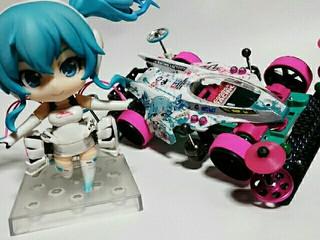 ミクちゃん号Mk.Ⅱ