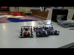 熊谷 ドルフィン模型走行