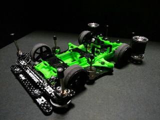 緑×銀×黒 VS