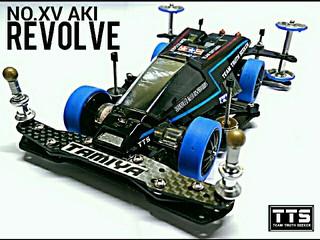 TTS no.XV REVOLVE