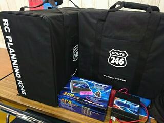 京商RC Planning R246 Carring Bag F-300
