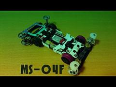 MS-04F エアロアバンテ改