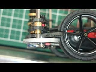 HGカーボンフロントステー(1.5mm)フルカウルミニ四駆タイプ