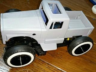 ブルヘッドトラック