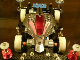 VS  3レーン用 マジでマシン。