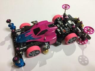 ピンク&青AR