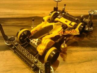 黄色い閃光 SFM