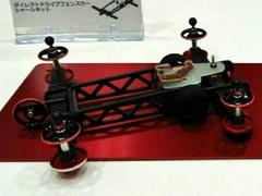 オリジナルダイレクトドライブフェンスカー