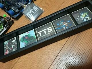 TTSチョコレート