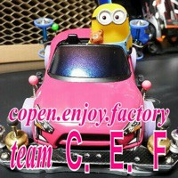C.E.F(copen.enjoy.factory)