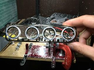 オプションNo.1タイヤセッター