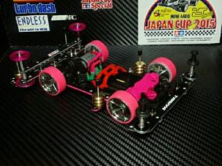 ピンクアバンテS2