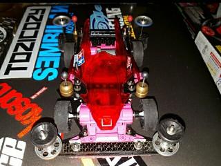 VS chassis X thundershot mk II