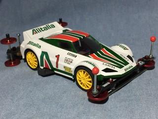 スパークルージュ・WRC
