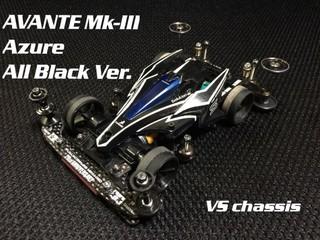 AVANTE Mk-III All Black ver.