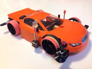 VS TRF-racer